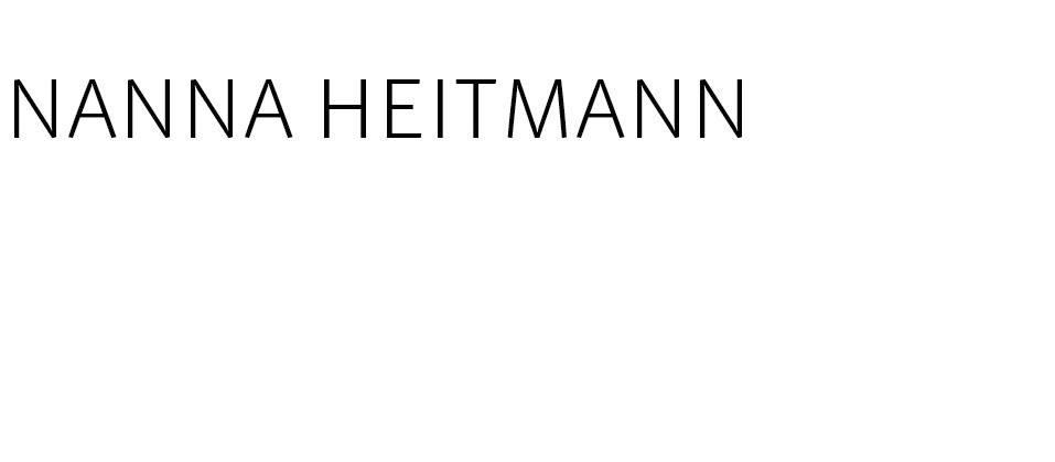 Nanna Heitmann